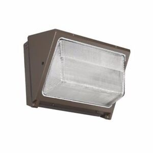 Nib Stonco Wpm71mal 6 Bronze Metal Halide Outdoor Flood Light Wall Prism 70 Watt
