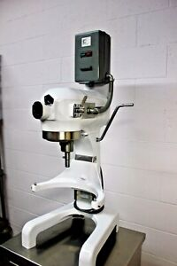 Hobart A 200 Mixer With Stand And Attachments