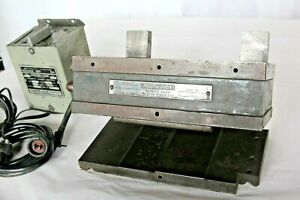Magna lock Da 10 10 Magnetic Chuck With Electro matic Controller