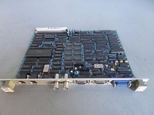 Fuji Circuit Board Vme Card Vm1730a X0014pa 4 Lot 1717 John