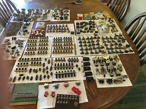 Vtg Huge Lot Of 300 Switch Paddles Schadow Switches Toggles Micro Switches