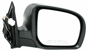 For 2011 2012 2013 Subaru Forester Power Side Mirror Passenger Right Side