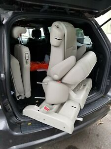 2014 2015 2016 2017 2018 Toyota Sienna Xle 2nd Row Recliner Seats Leather