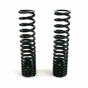 500lbs 290mm Tall Coil Over Spring Set For 375mm Shock Street Rod Pair Gm Chevy