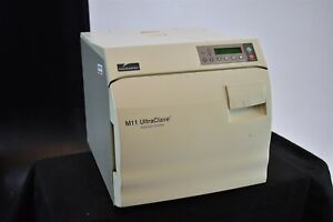 Midmark M11 Ultraclave Dental Lab Autoclave Steam Sterilizer For Instruments