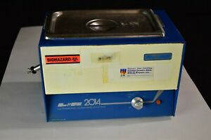 Great Used L r 2014 Dental Ultrasonic Cleaner Bath For Instrument Cleaning