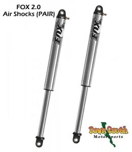 Fox Air In Stock | Replacement Auto Auto Parts Ready To Ship