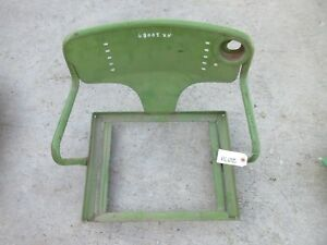 John Deere 520 530 620 630 Non Float Ride Seat Top