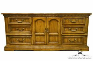 Dixie Furniture Italian Provincial 72 Triple Door Dresser 588 235