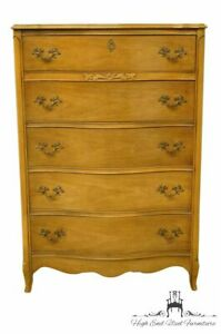 Bassett Furniture French Provincial 36 Chest Of Drawers 5400