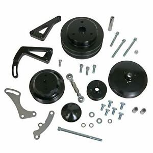 March Performance Chevy Small Block Serpentine Conversion Kit 22066 08