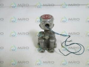 Barksdale Valves Magnetic Valve 12402 Used