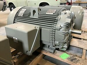 General Electric 300 Hp 3600 Rpm New Electric Motor 5ks449xaa134d1