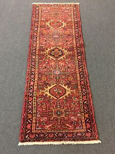 On Sale Great Genuine Hand Knotted Persian Area Rug Carpet Geometric 2 2 X6