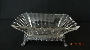 Fb Rogers Silver Co Compote Dish Centerpiece