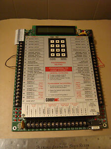 Corby System 2 Access Control Board Only no Enclosure Computer Board Keypad