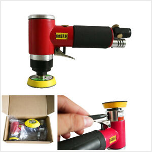 2 3 Mini Air Sander Kit Pneumatic Orbital Sander Car Polisher Polishing Machine