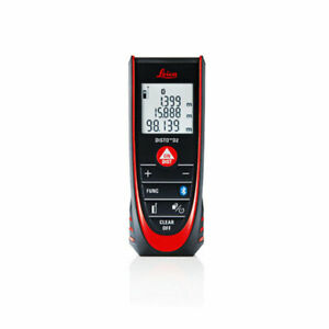 Us Buyer Leica Disto D2 New Laser Smallest Distance Measuer Meter Bluetooth