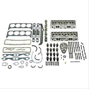 Trick Flow 420 Hp Super 23 Top End Engine Kits For Small Block Chevrolet