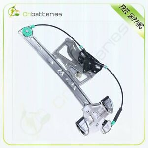 Window Regulator With Motor Front Right For Cadillac Deville 2000 2001