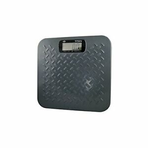 My Weigh Titan Heavy Duty Digital Bathroom Scale With 330 Capacity