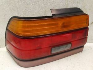 Drivers Left Tail Light For 93 95 Toyota Corolla