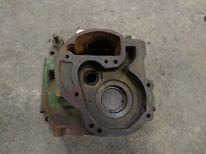 John Deere 70 720 730 Pony Motor Transmission Clutch Housing F2341r