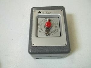 Industrial Timer Corporation Pab30min Timer used