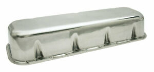 Moroso 68425 Tall Valve Covers Polished Cast Aluminum Bbc Fits Big Block Chevy
