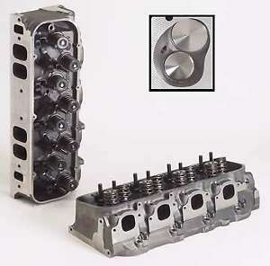 Dart 15100112 Iron Cylinder Head 308 Cc Intake Fits Big Block Chevy Engines