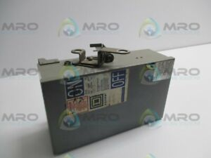 Square D Pq3603g Busway Unit Safety Switch Used