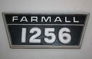 Original Farmall 1256 Emblem 2753914r1 Ih International