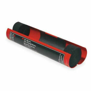 3m Firestop Pass through Device Shape Round Up To 3 Hr Fire Rating Red