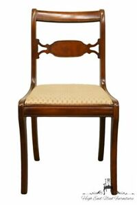 1960 S Antique Vintage Federal Style Dining Side Chair 860 7