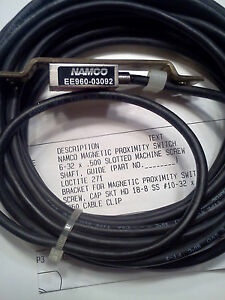 Namco Magnetic Proximity Switch Ml sw No 25ft Cbl