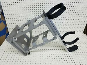 Ziamatic Quic Swing Down Scba Un 6 30 2 sf Holder Walkaway Air Tank Bracket