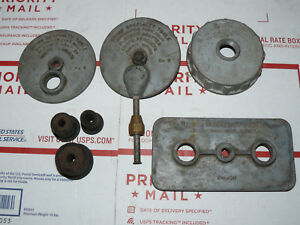 Grigg Specialty Auto Napa Uniter Brake Bleeder Adapter Tool Lot All Nice Service