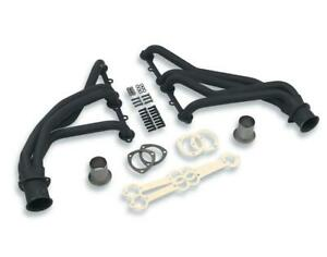 Flowtech Headers Full Length Steel Painted Chevy Gmc Suv Pickup Small Block Pair