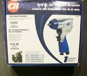 Campbell Hausfeld Ch 3 8 Inch Air Impact Wrench Tl0549 Brand New