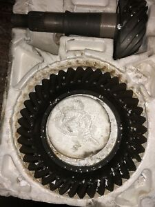 Gm 10 Bolt Chevy 3 07 Ratio Ring And Pinion Gear Set 1970 Thru 1999 Nice Takeout