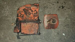 Original Case Farm Tractor D Dc Dh Di Do Dv Oil Bath Air Cleaner Box 5502a
