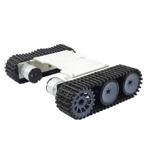Diy Track Crawler Car Tank Chassis Kits For Arduino Learning Educational Toy