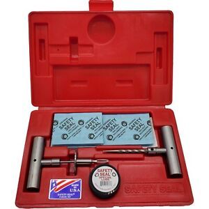 Safety Seal Ss kap30 Auto And Light Truck Tire Repair Kit With 30 Plugs
