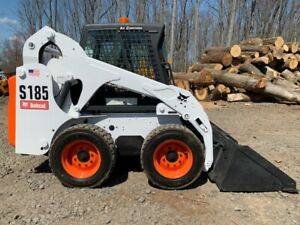 Bobcat S185 High Flow With Only 2067 Hours 2657