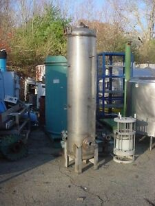 70 Gallon Stainless Steel Pressure Tank 100 Psi