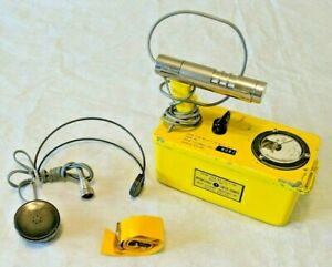 Civil Defense Victoreen Cdv 700 Model 5 Geiger Counter bad Meter