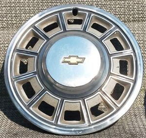 Chevy Citation 1980 1984 13 Oem Hubcap wheel Cover 3092