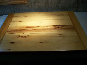 Used 24 X 30 Solid Wood Table Top
