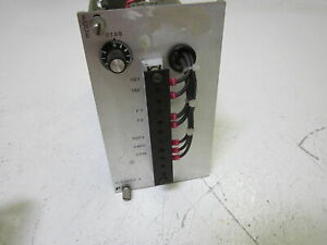 Reliance Electric 0 51893 4 Pc Control Board Field Controller used