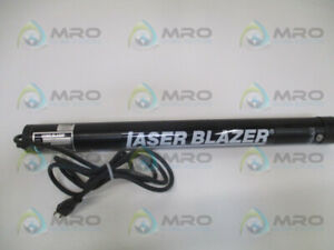 Laser Blazer 77a Line Projected From Front End Of Housing New No Box